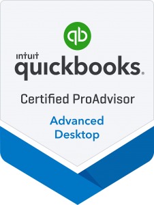 Certified Advanced QuickBooks Desktop ProAdvisor