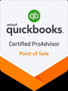 Certified QuickBooks Point of Sale ProAdvisor